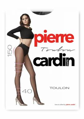 Pierre Cardin колготки TOULON 20 р.2 цвет BRONZO