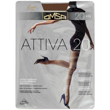 Omsa колготки Attiva 20 р.5 цвет DAINO