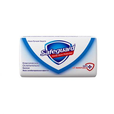 SAFEGUARD мыло 90г Белое SG515/344