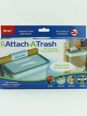Держатель для мусорных пакетов 5.5х17х25см арт.SPMA8351