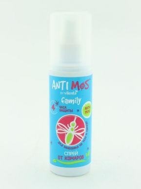 Anti Mos Спрей от комаров, 100 мл