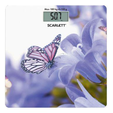 Напольные электронные весы SCARLET SC-BS33E072, 180 кг.