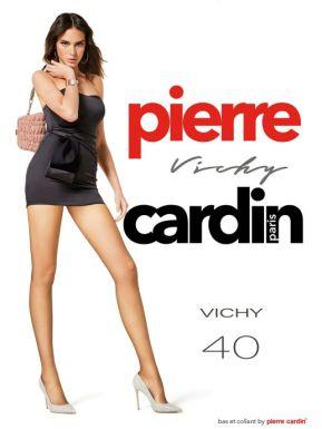 Pierre Cardin колготки VICHY 40 р.4 цвет NERO