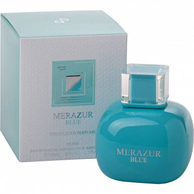 Prestigious MERAZUR BLUE парфюмерная вода женская,, 100 мл