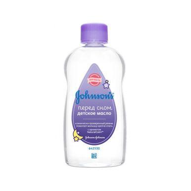 J&J Johnsons Baby масло детское перед сном, 200 мл