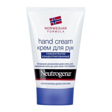 J&J Neutrogena крем для рук с запахом, 50 мл