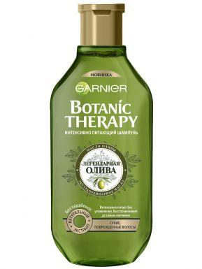 BotanicTherapy Шампунь 400мл Олива д/сух.и поврежд. волос