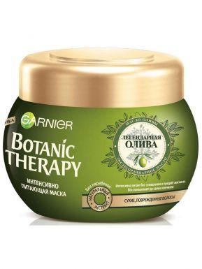 BotanicTherapy Маска 300мл Олива д/сух.и поврежд. волос__