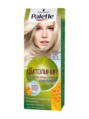 PALETTE Фитолиния крем-краска 219 Холодный блондин