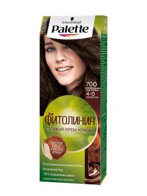 PALETTE Фитолиния крем-краска 700 Каштановый