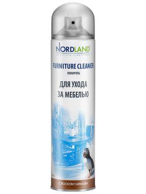 Nordland Полироль для ухода за мебелью с воском CARNAUBA 400мл 390377