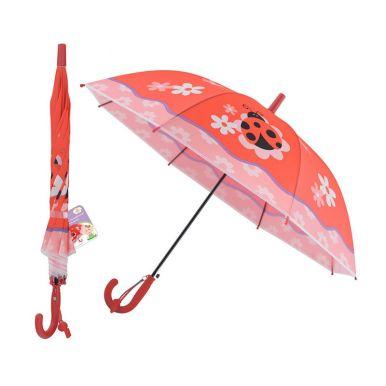 Зонт детский Полет в лето, полуавтоматический, артикул: FX24-46