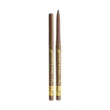 LUXVISAGE Карандаш для бровей механический BROW Filler & Fix, 501