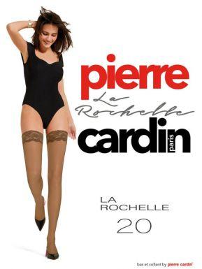 Pierre Cardin чулки LA ROCHELLE р.4 цвет BRONZO