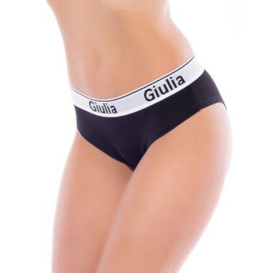 Giulia Cotton трусы женские, цвет: цвет: nero, размер: L