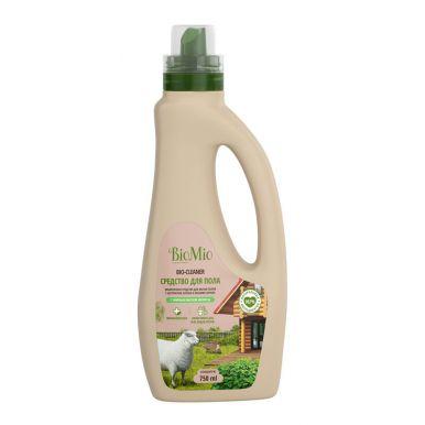 BioMio BIO-FLOOR CLEANER Экологичное средство для мытья полов. Мелисса Концентрат 750мл