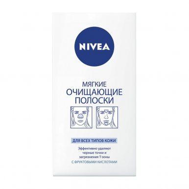 NIVEA Очищающие полоски для носа 86401_