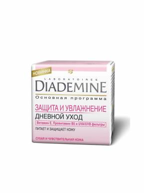 DIADEMINE Основная программа  защита и увлажнение дневной уход  50мл_