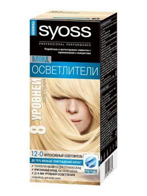 SYOSS Color краска д/волос 12-0 Интенсивный осветлитель 50мл