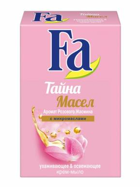 FA мыло Magic Oil Розовый Жасмин 90гр