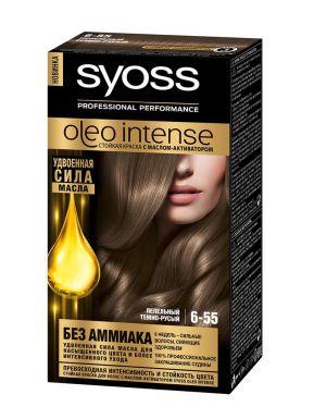 SYOSS Oleo краска д/волос 6-55 Пепельный темно-русый