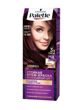 PALETTE краска RFE3 баклажан
