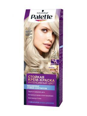 PALETTE краска A10 жемчужный блондин