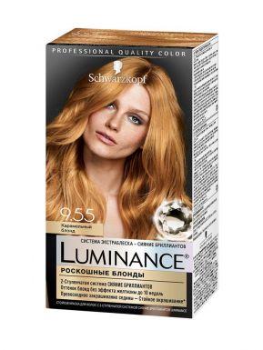 Luminance Краска д/волос 9.55 Карамельный блонд