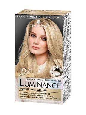 Luminance Краска д/волос 10.2 Ангельский блонд