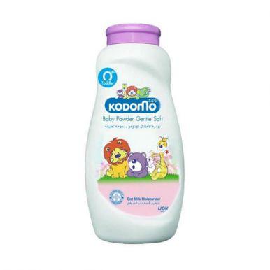 """LION """"Кодомо"""" Присыпка 200гр """"Увлажняющая"""" (gentle soft) с экстрактом козьего молока (0+)"""