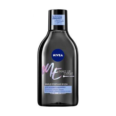 NIVEA-VISAGE Чёрная Мицеллярная вода для базового макияжа   400 мл/12 /88512