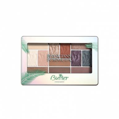 PHYSICIANS FORMULA Палетка теней Butter Eyeshadow Palette, тон: тропические дни