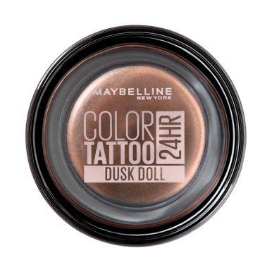 Maybelline тени для век Color Tattoo 24 часа, тон 240, Изысканный нюд, 3,5 мл