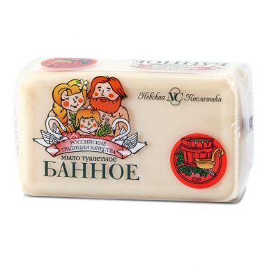 Н.К. мыло БАННОЕ 140гр/21967/а14817