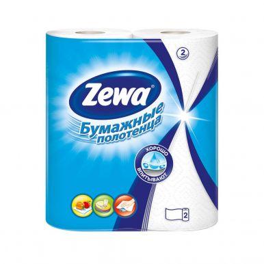 ZEWA полотенце кухонное (втулка) 2шт