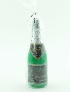 3971 Свеча шампанское сред./36