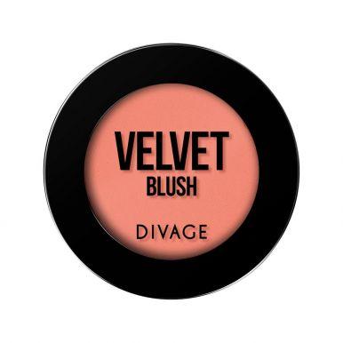 Divage Румяна компактные Velvet №8703