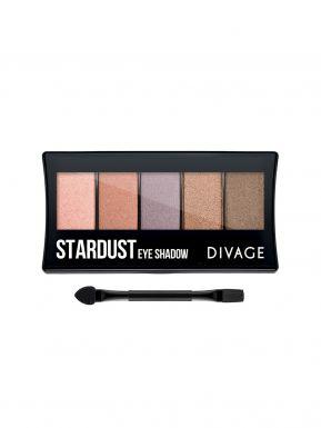 Divage палетка тени для век Eye Shadow Stardust