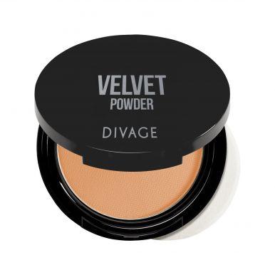 Divage Пудра Компактная Velvet №5205