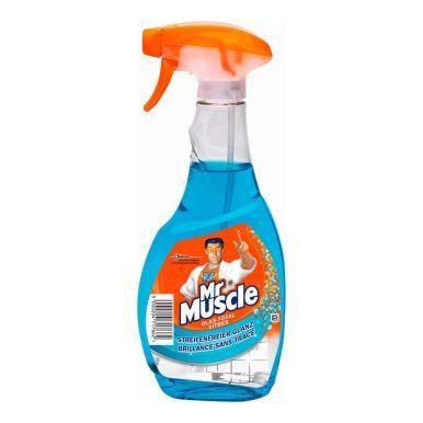 Мистер Мускул для мытья стекол, 500 мл, курок Спирт