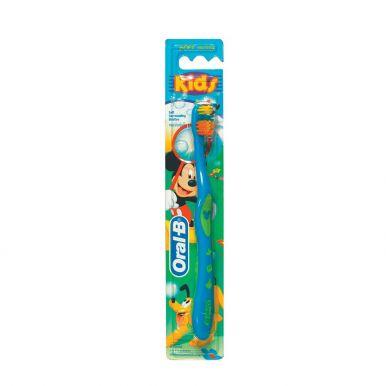 Oral-B зубная щетка детская KIDS, мягкая жесткость