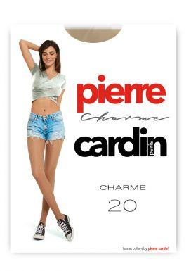 Pierre Cardin колготки CHARME 20 den, размер: 4, цвет: NOISETTE