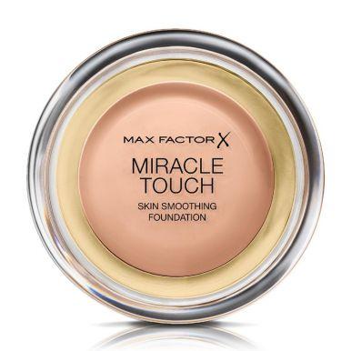 Max Factor крем тональный MIRACLE TOUCH, тон 55, Blushing Beige, 11 мл