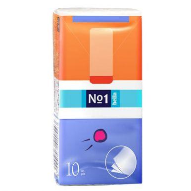 BELLA Платочки носовые №1 10шт BE-042-H100-010 3 слоя