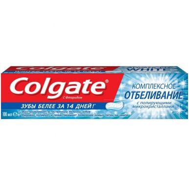 COLGATE 253166 з/п 100мл Комплексное отбеливание