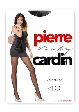 Pierre Cardin колготки VICHY 40 р.2 цвет NERO