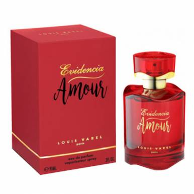 LOUIS VAREL EVIDENCIA AMOUR EDP WOMEN 90 мл