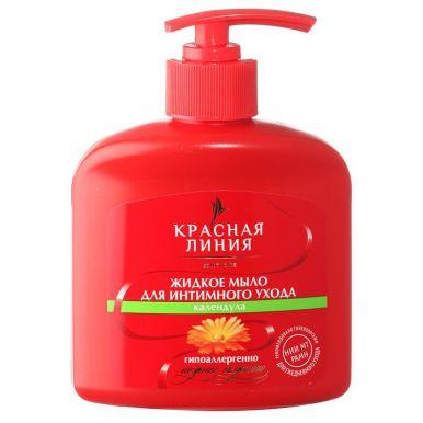Красная Линия Жидкое мыло для интимной гигиены Календула 250мл__