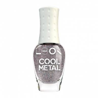 31965 Лак для ногтей nailLOOK TRENDS COOL Metal, Frozen Brass, 8,5 мл