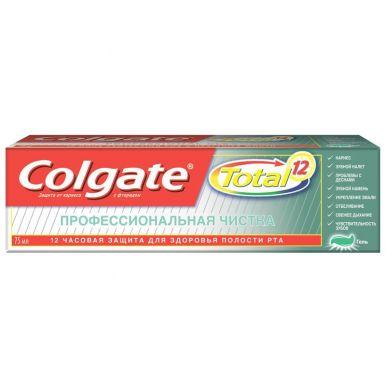 COLGATE CN05045A з/п 75мл TOTAL 12 Профессиональная чистка гель
